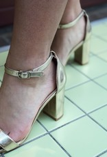 Make My Day Make My Day Open Sandal Heel
