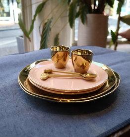 &KL Gold Plate Large