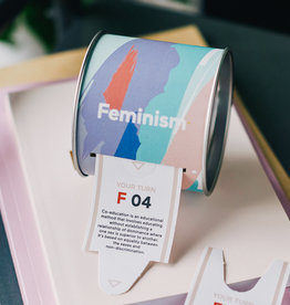 DOIY Learn Something Feminism