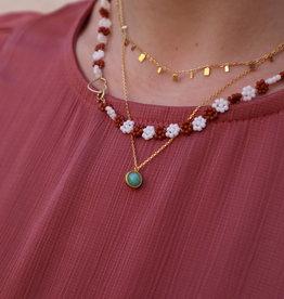 Atelier Labro Fiori Allover Necklace