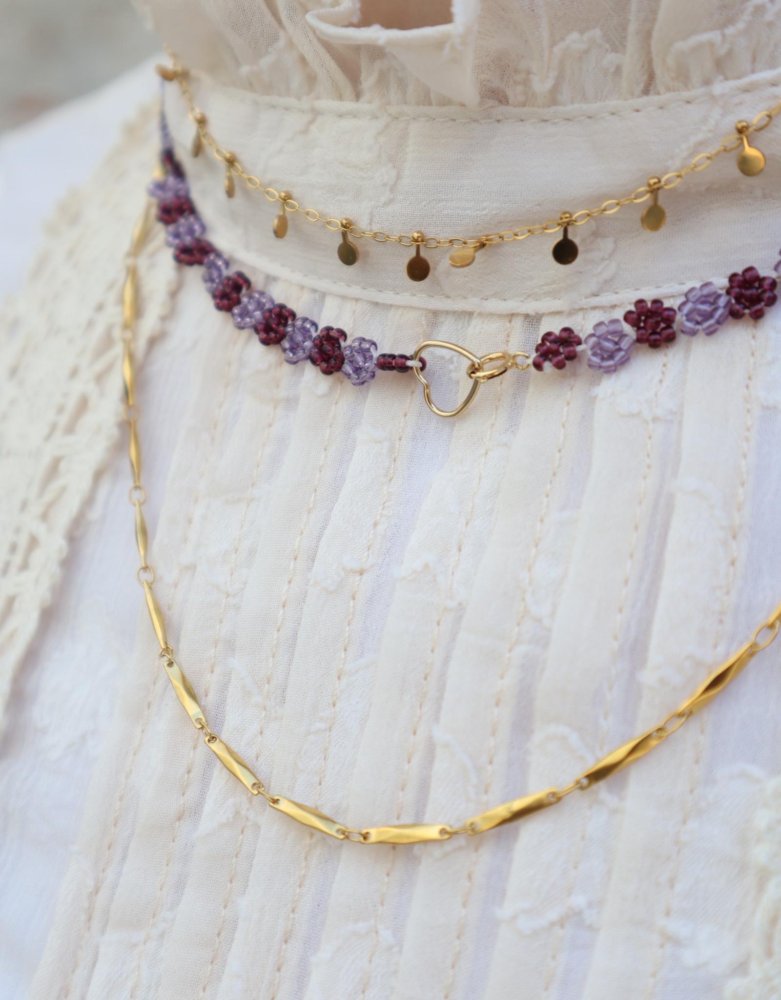 Atelier Labro Atelier Labro Fiori Allover Necklace