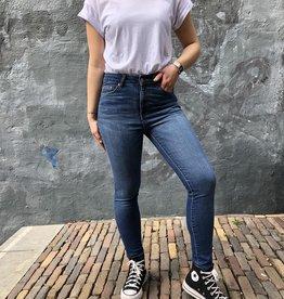 Dr Denim Women Erin Jeans Hurricane Blue