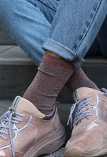 Ichi Ichi Blocked Sock