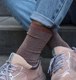 Ichi Blocked Sock