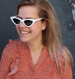 Make My Day Sunglasses Melly Vintage Cat Eye Style VTG732