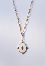 Make My Day Make My Day Necklace Deluxe Gold