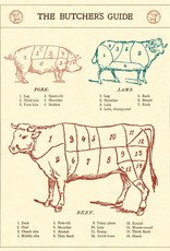 Cavallini Cavallini The butcher's guide MEAL