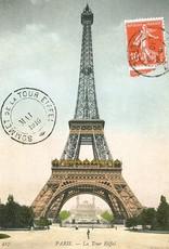 Cavallini Cavallini Eiffeltower EIF