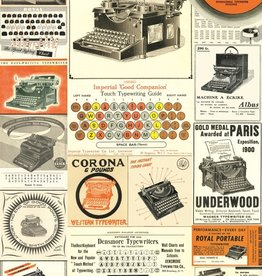 Cavallini Typewriters TYP