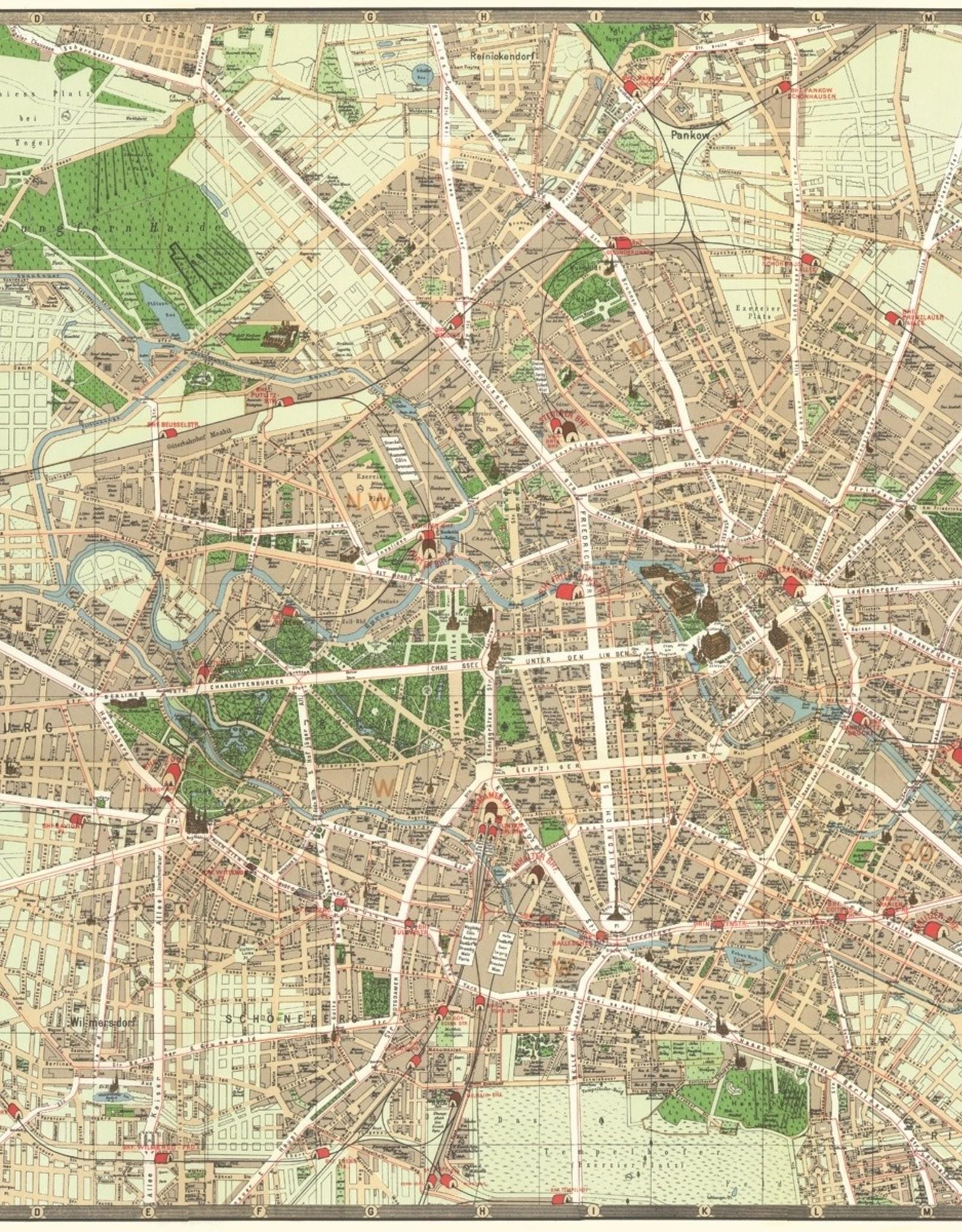 Cavallini Cavallini Berlin MAPBER