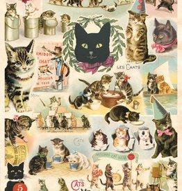 Cavallini Cats CAT