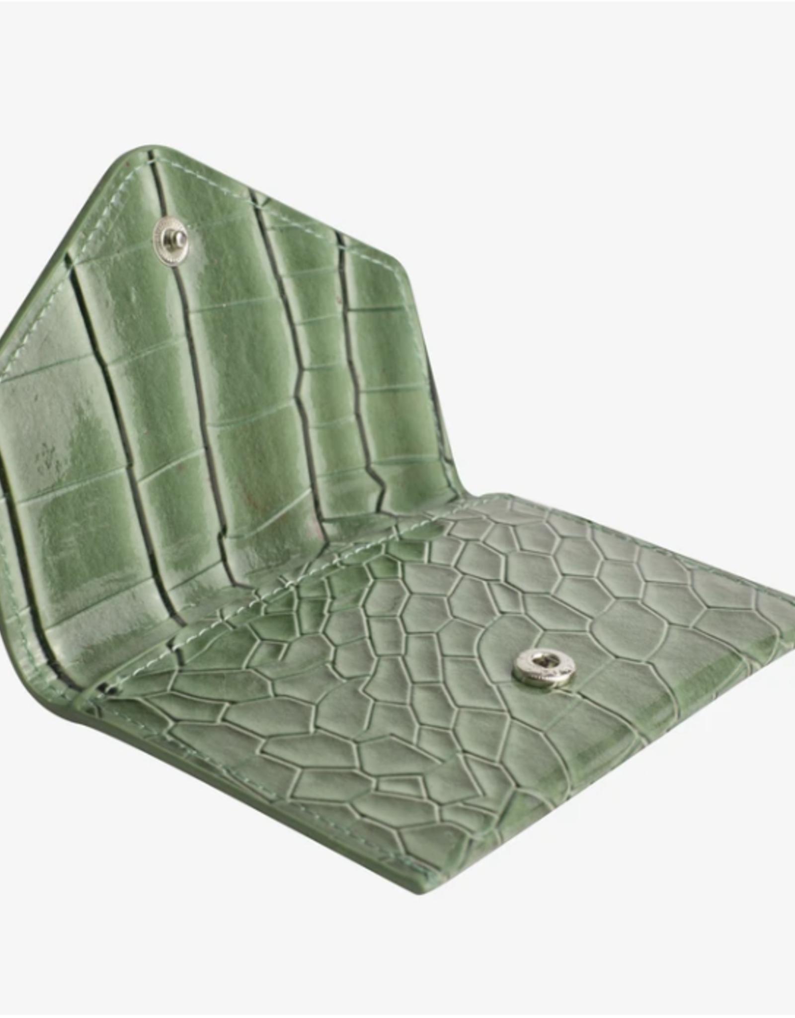 HVISK HVISK Wallet Croco