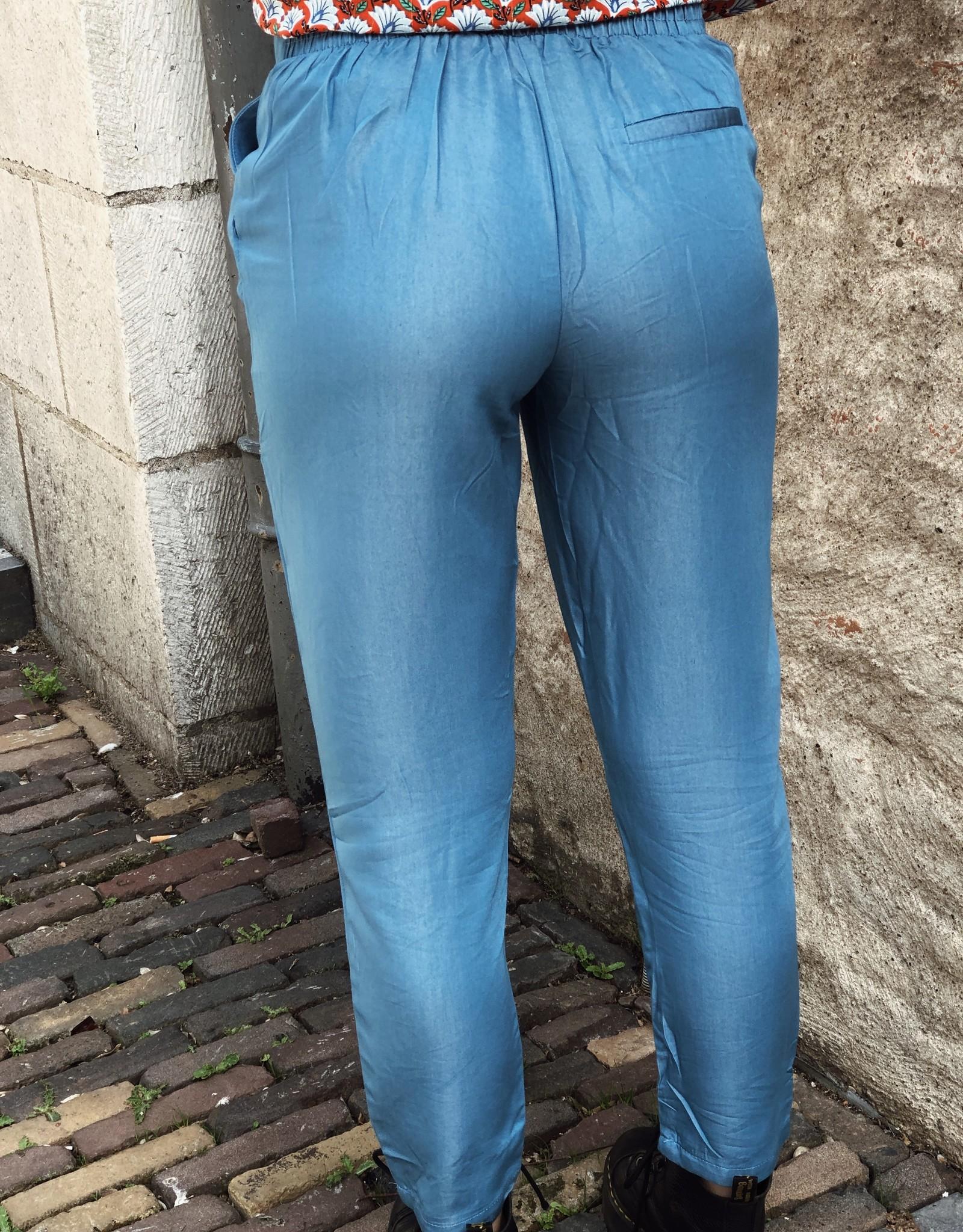 Make My Day Make My Day Pantalon Thin Denim