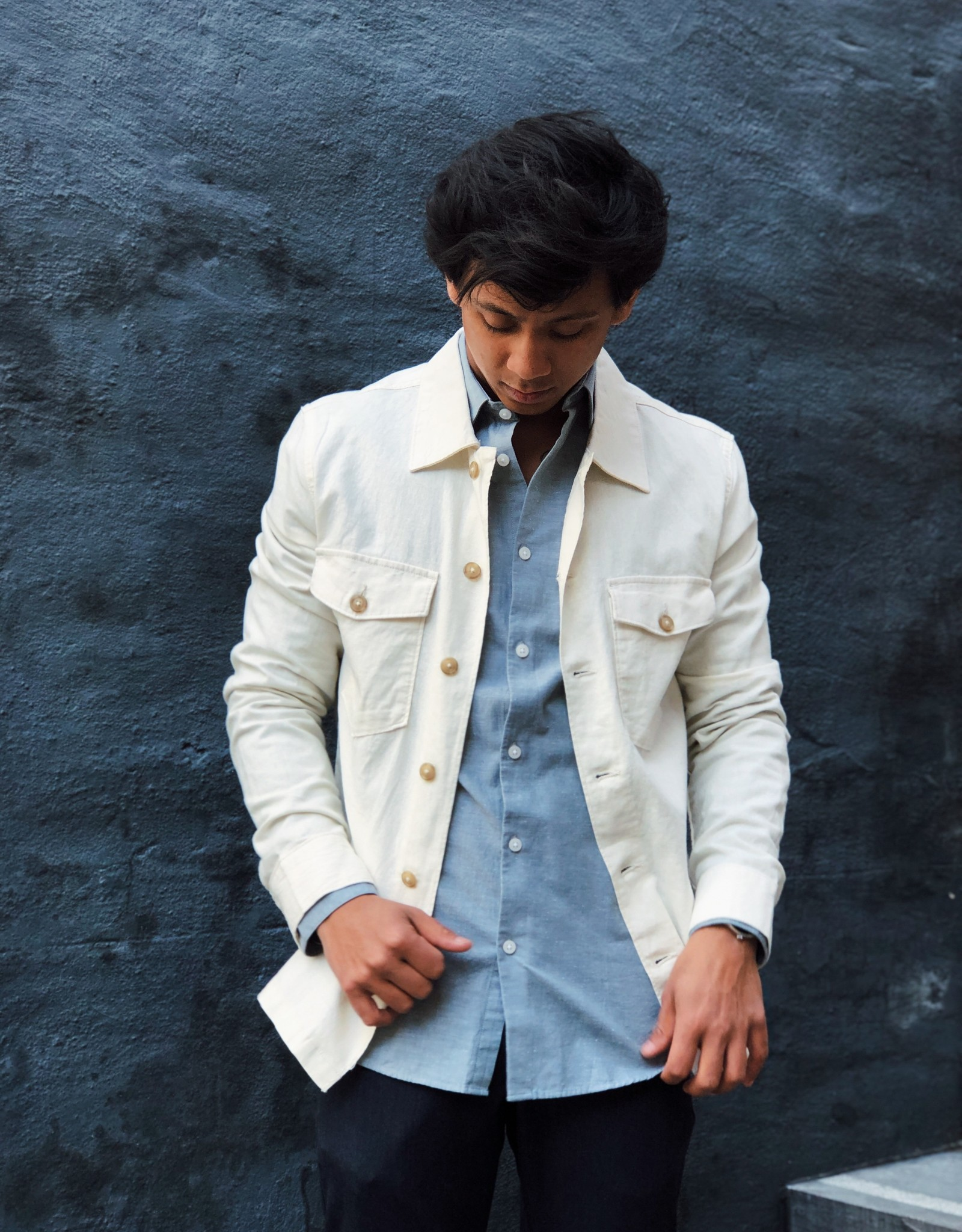 Selected Homme Selected Homme East Linen Overshirt 73249