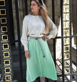 Moss Copenhagen Leonore HW Skirt