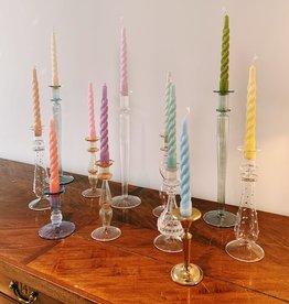 Anna+Nina Candle - Twisted candle