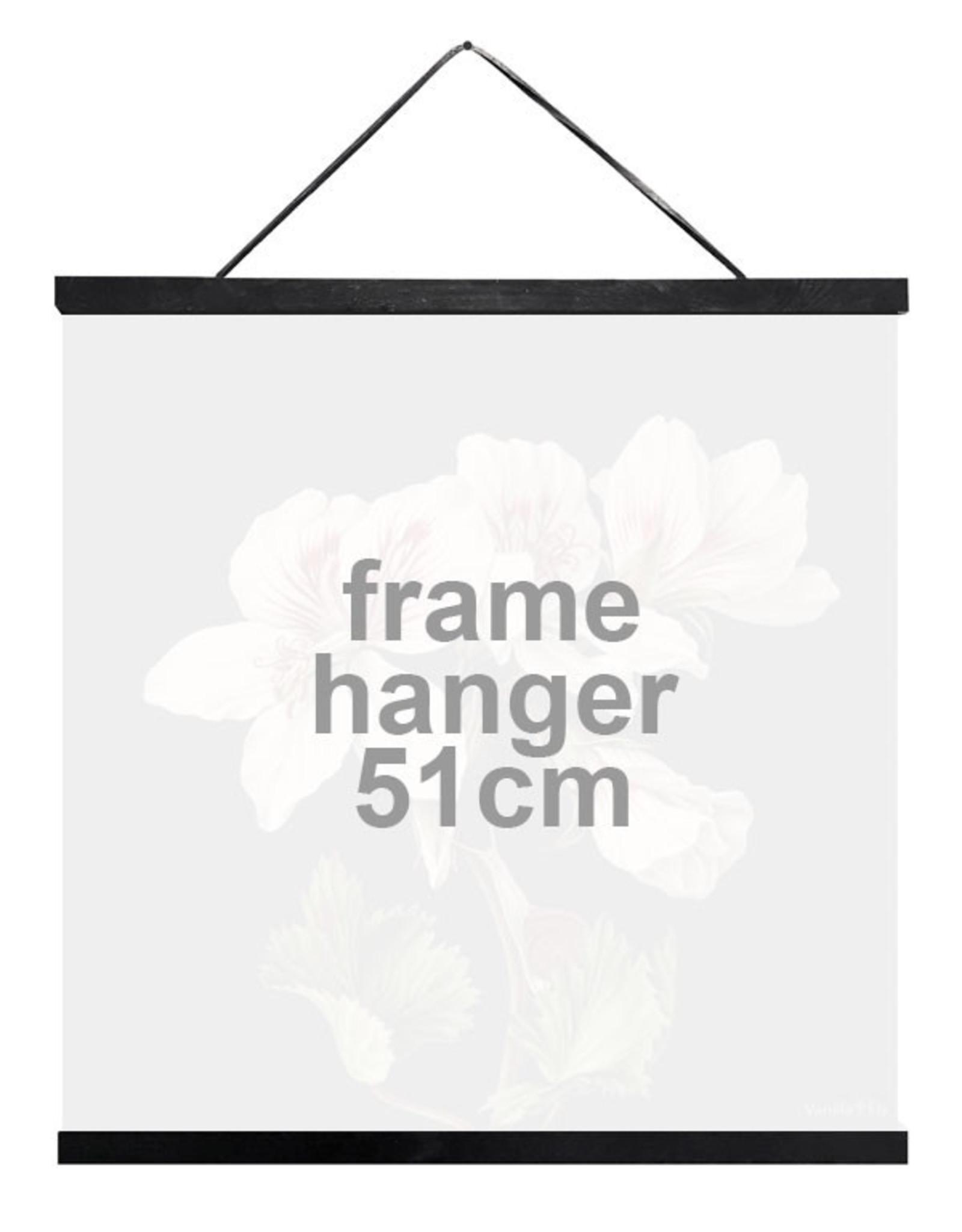 Vanilla Fly Vanilla Fly- Posterhanger 51cm Black