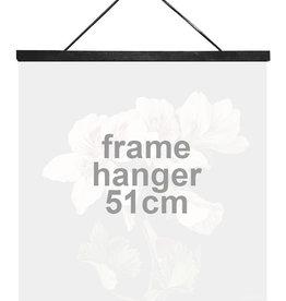 Vanilla Fly Posterhanger 51cm Black