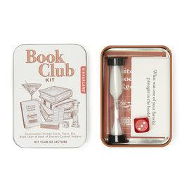 Kikkerland Interior - Book Club Kit