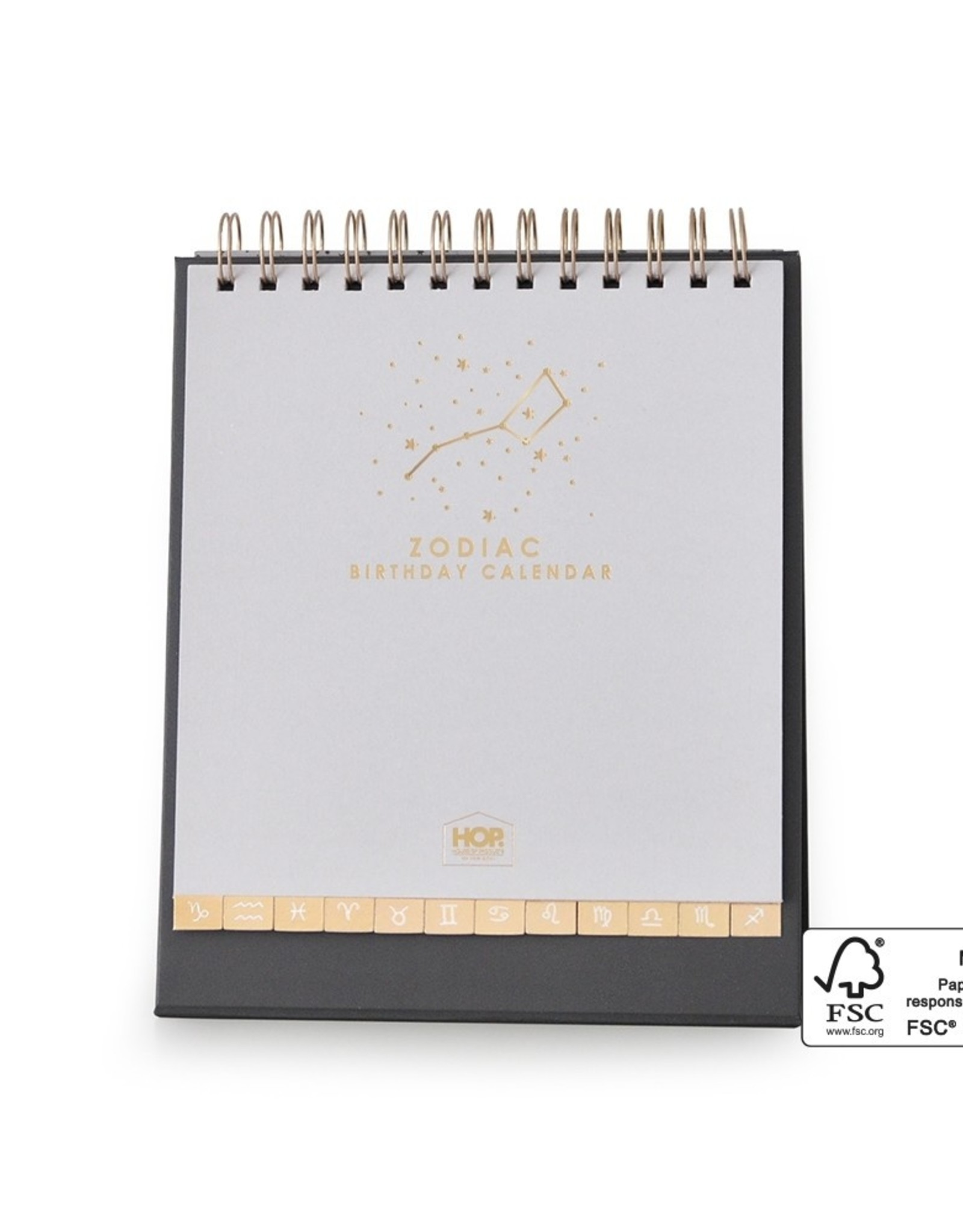 House Of Products HOP-Birthday Calender Zodiac