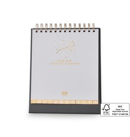 House Of Products Calendar - Birthday Calender Zodiac