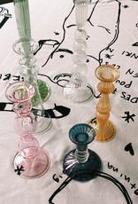 Anna+Nina A+N-Athena Glass Candle Holder