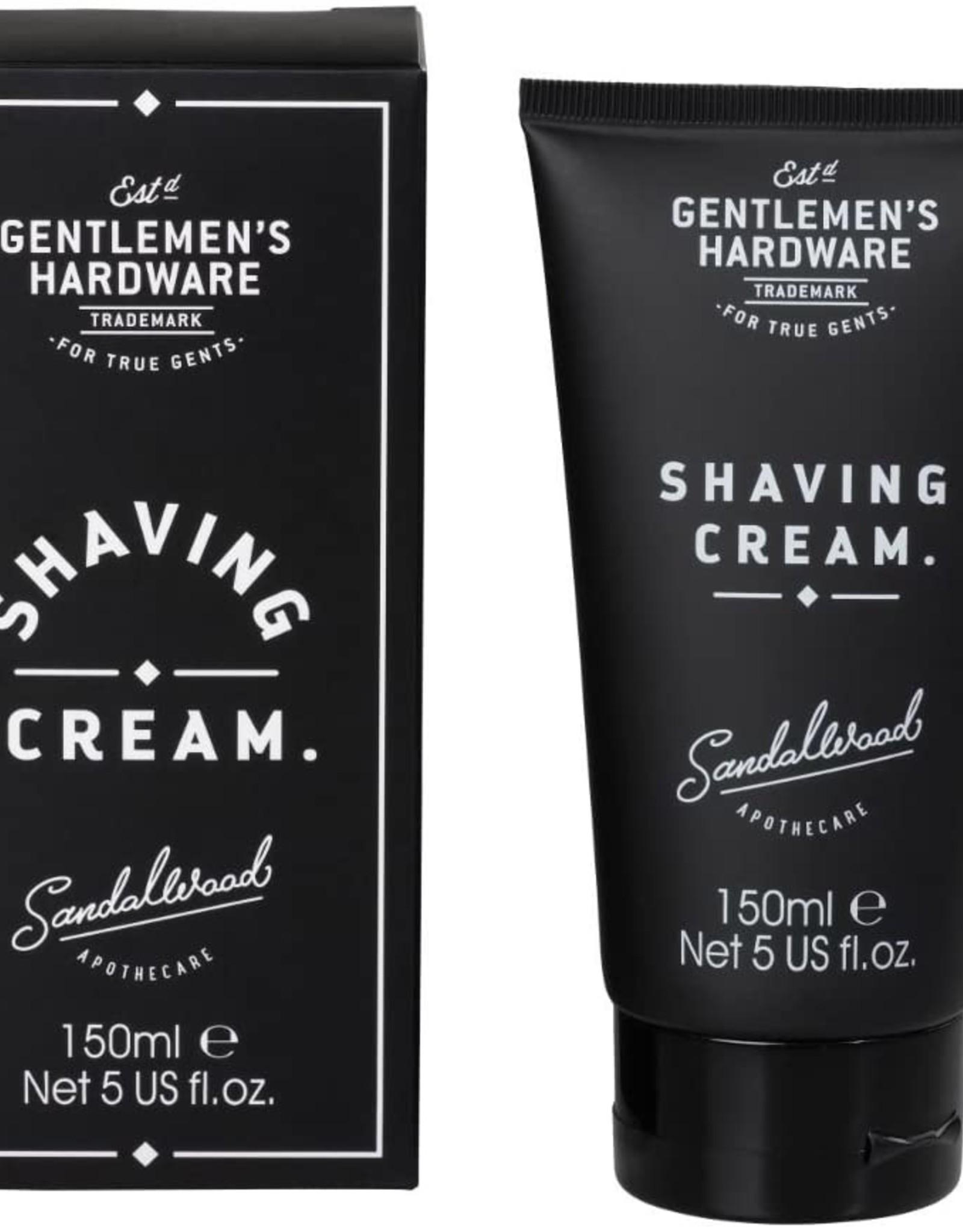 Gentlemen's Hardware Cortina-Shaving Cream 150ml