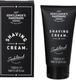 Gentlemen's Hardware Gifts - Shaving Cream 150ml