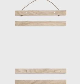 Posterstore Posterhanger Wood 22cm