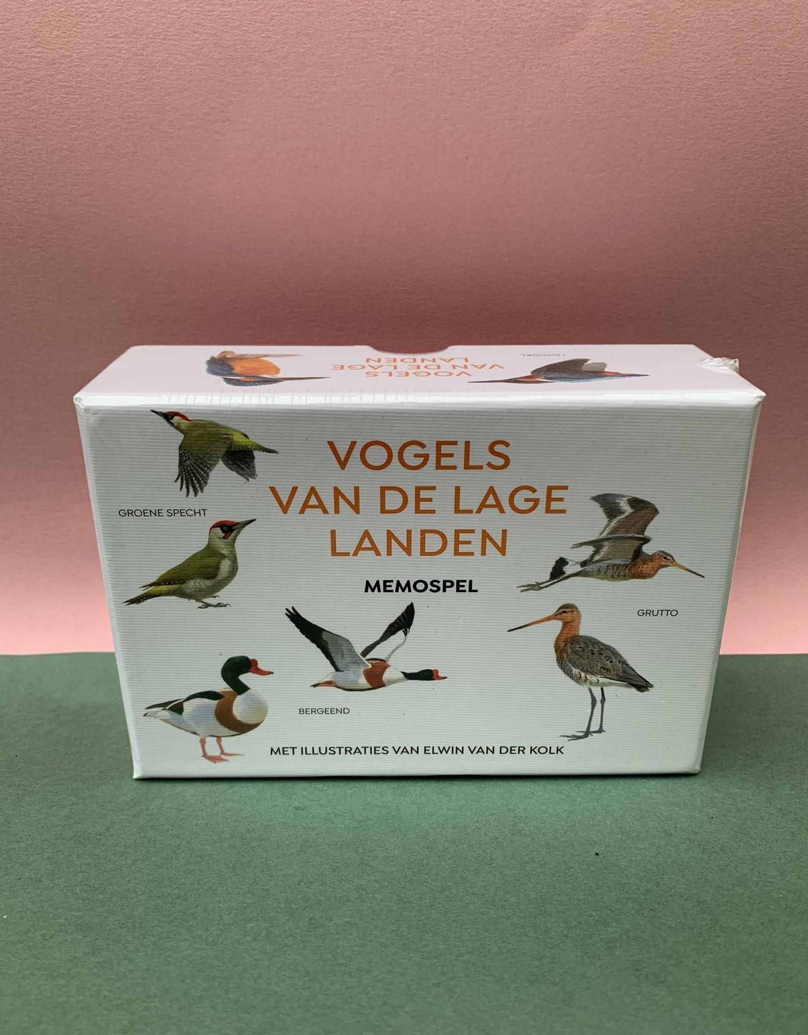 VBK VBK-Memory Vogels van de lage landen