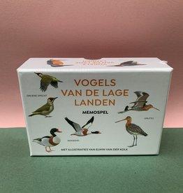 VBK Spel - Vogels van de lage landen