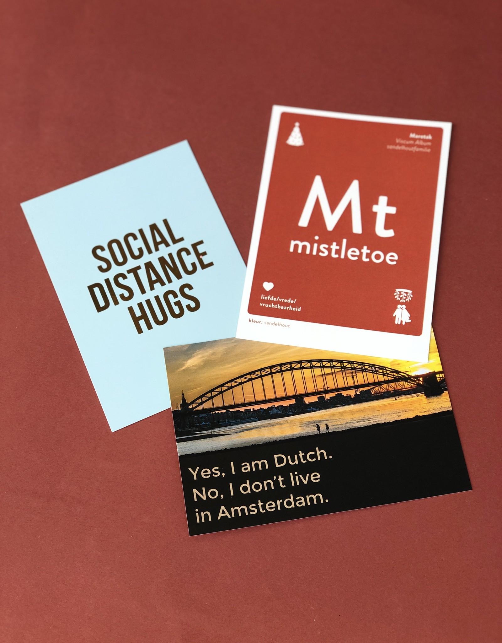Make My Day MMD-Postcard