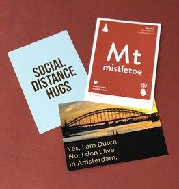 Make My Day Postcard