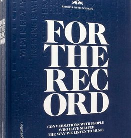 Gestalten Book - For The Record
