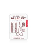 Kikkerland KL-Gentlemans Beard Tin