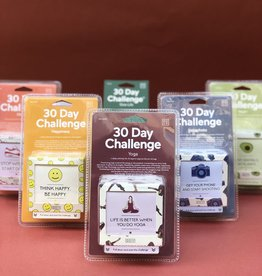 DOIY Gifts - 30 days challenge