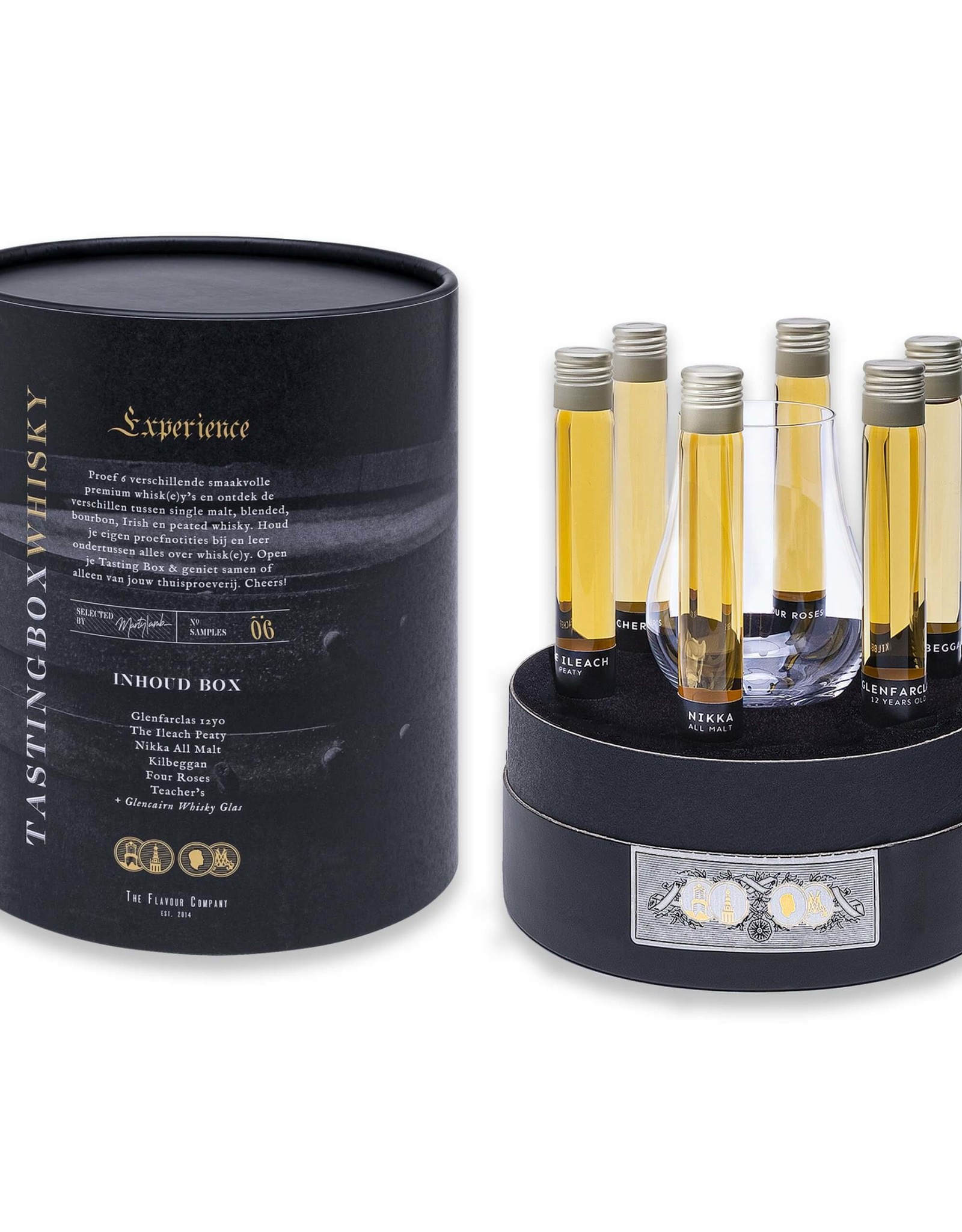 Flavour Company FC-Tasting Box #6