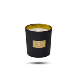 AtRe Scented Candle Tobacco Leaves