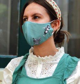 Make My Day Facemask Banksy