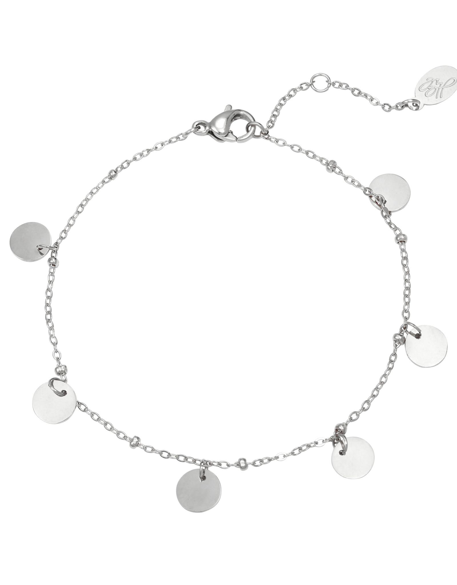 Make My Day MMD-Bracelet Silver