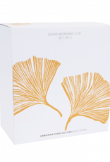 Urban Nature Culture UNC-105750 Goodmorning Cup Giftpack (2 pc)