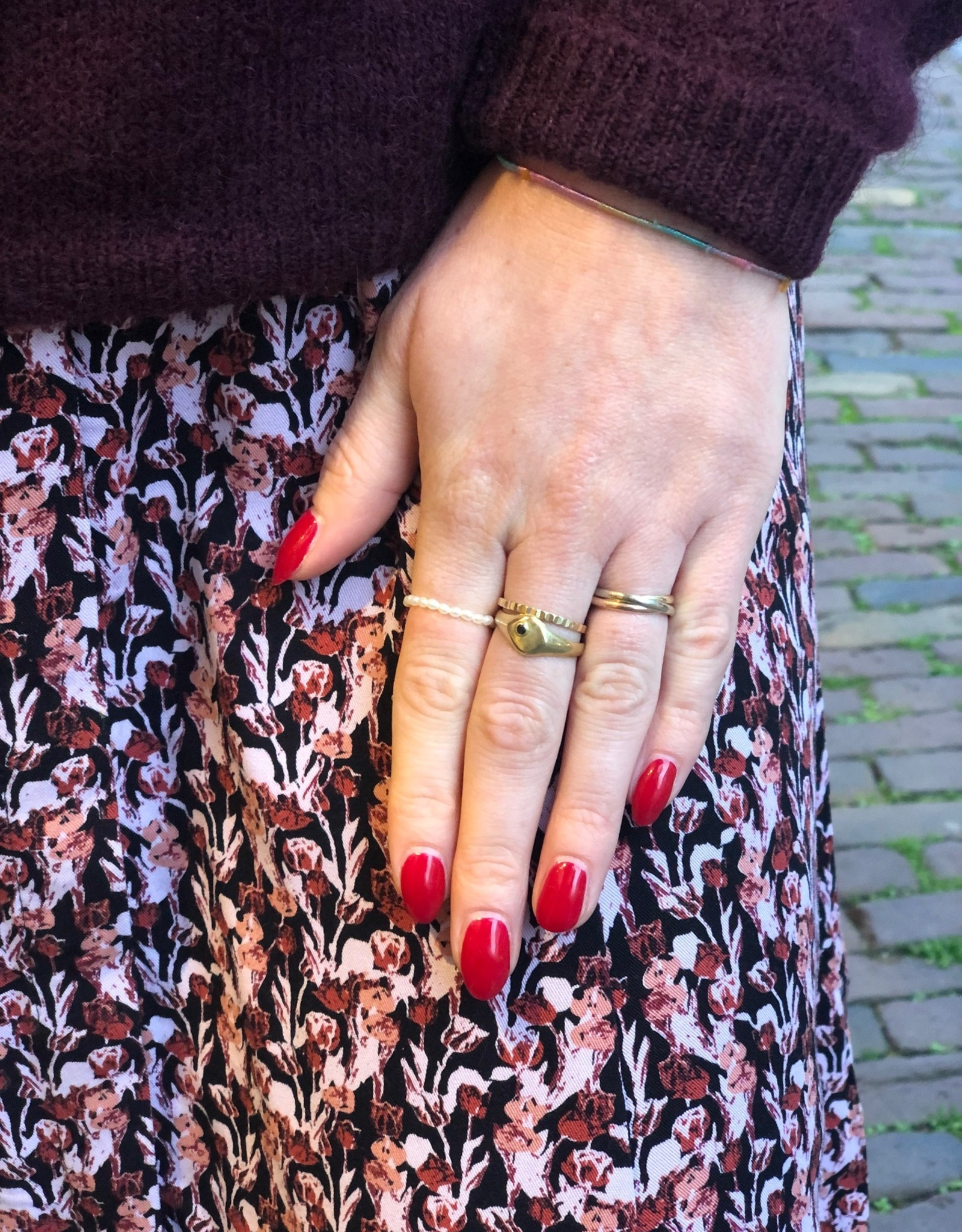 Atelier Labro Atelier Labro - Rice Pearl Ring