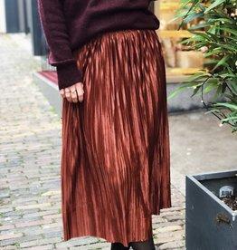 Make My Day MMD-Shiny Plisse skirt (Meerdere kleuren)