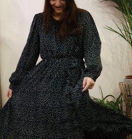 Make My Day MMD-Maxi Dress Ruffle Longsleeve