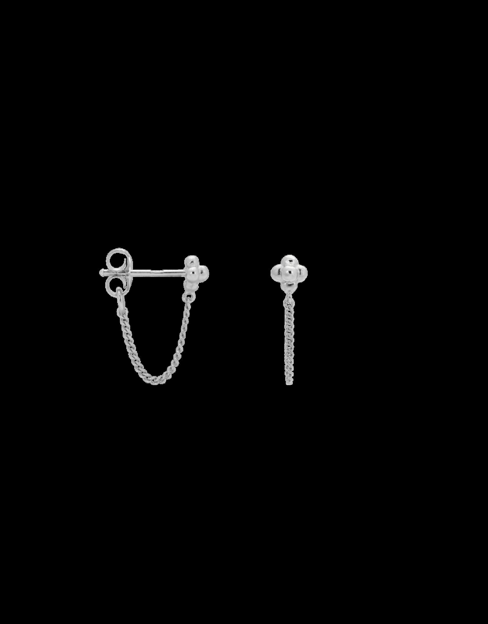 Anna+Nina A+N-Blossom Chain Stud