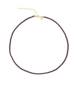 Taj TAJ-Crystal Bead Necklace