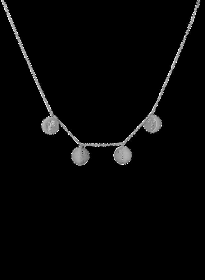 Anna+Nina Lunar Necklace