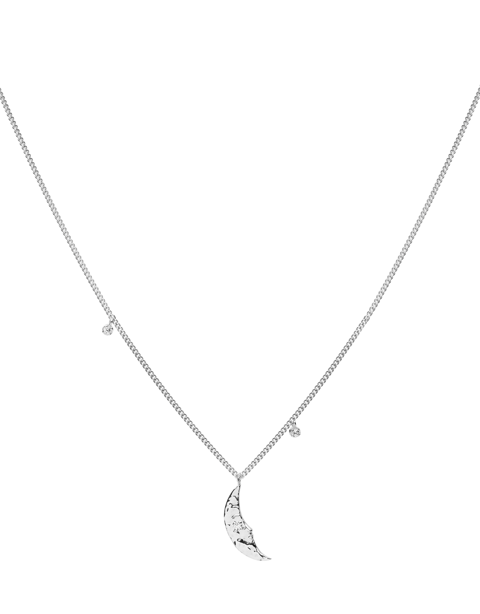 Anna+Nina A+N-Moonlight Necklace