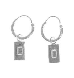 Xzota Xzota- Earring Lock small (Per stuk)