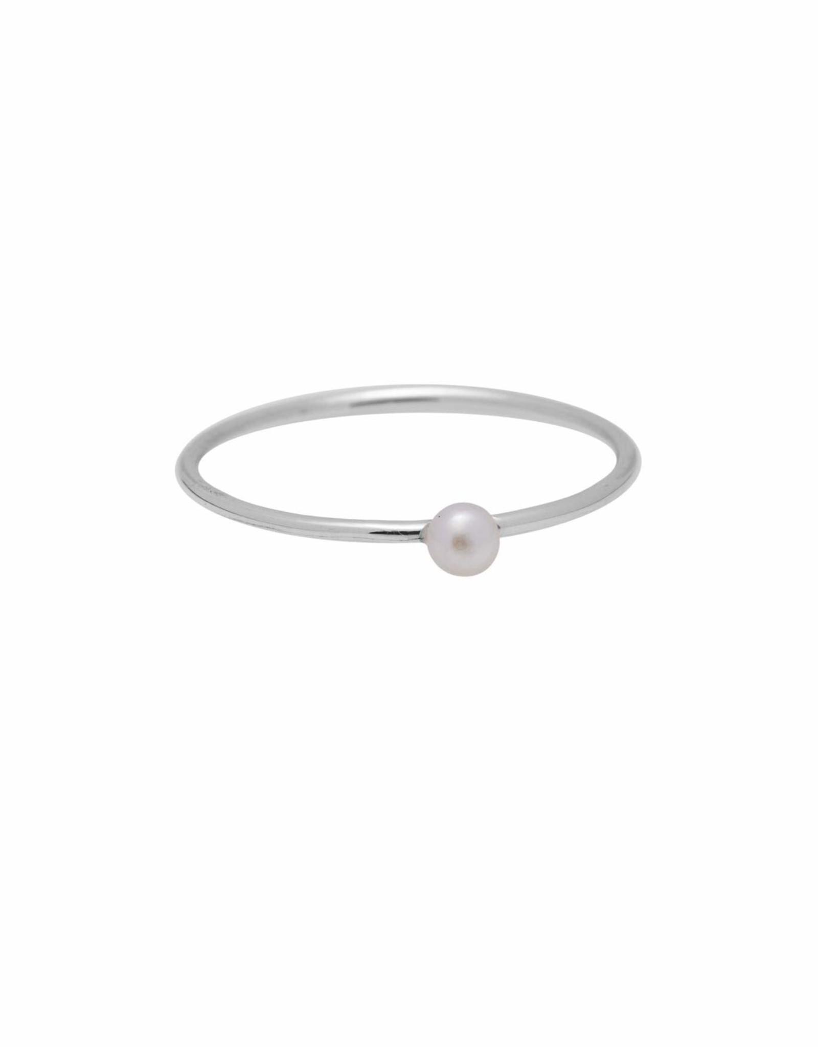 Xzota Xzota - Ring Tiny Pearl